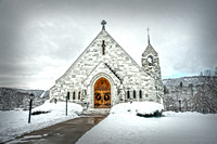 St Dominic's Church, Proctor Vermont
