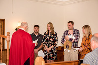 Brady's Baptism * October 22, 2017 * Shrewsbury, Vermont
