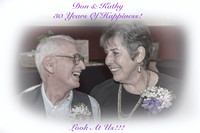 Donald & Kathryn Parker's 30th Wedding Anniversary Party * July 10, 2016